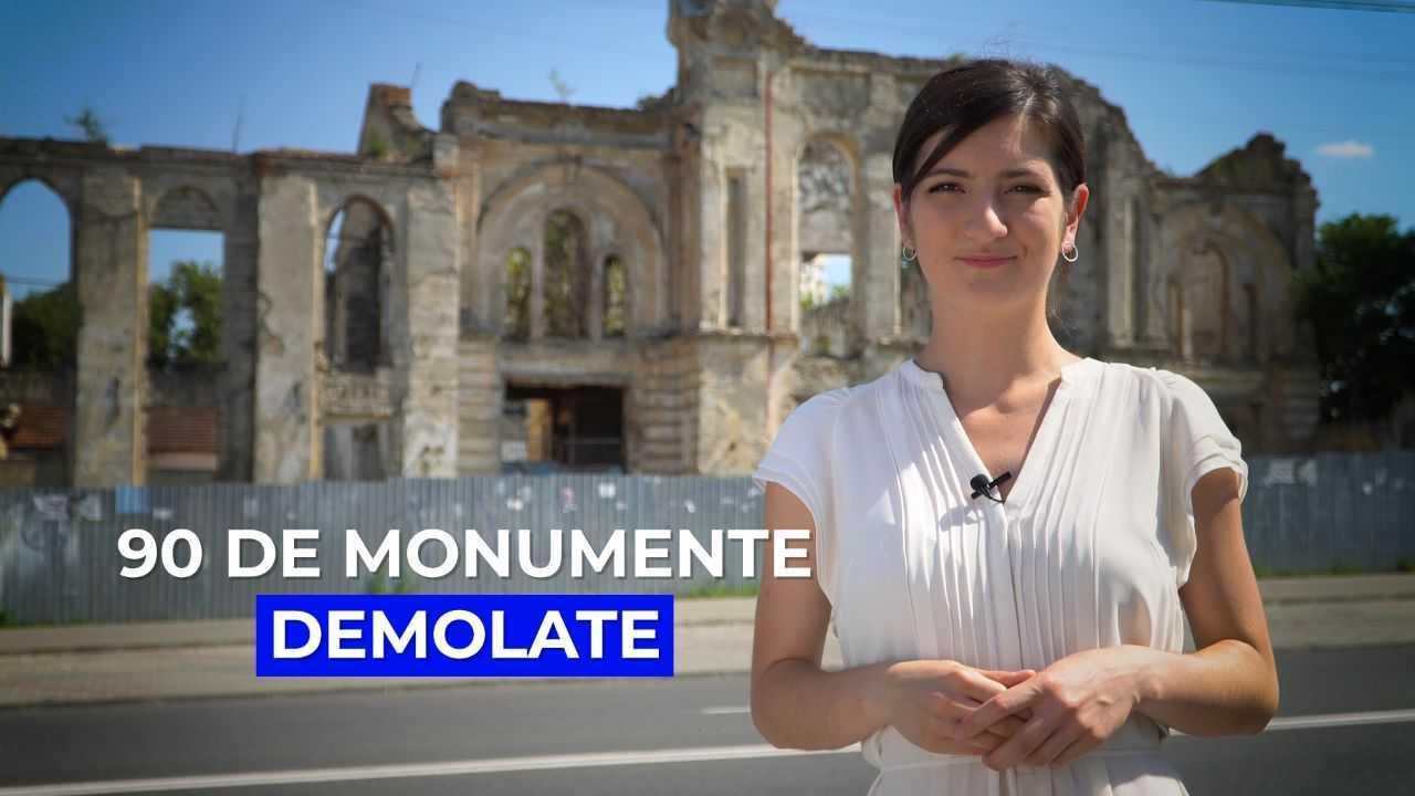 Despre situația monumentelor de istorie și arhitectură din țară