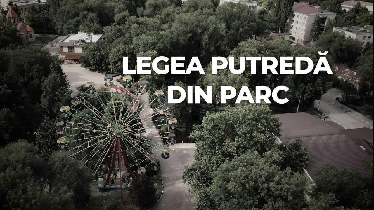 Legea putredă din parc