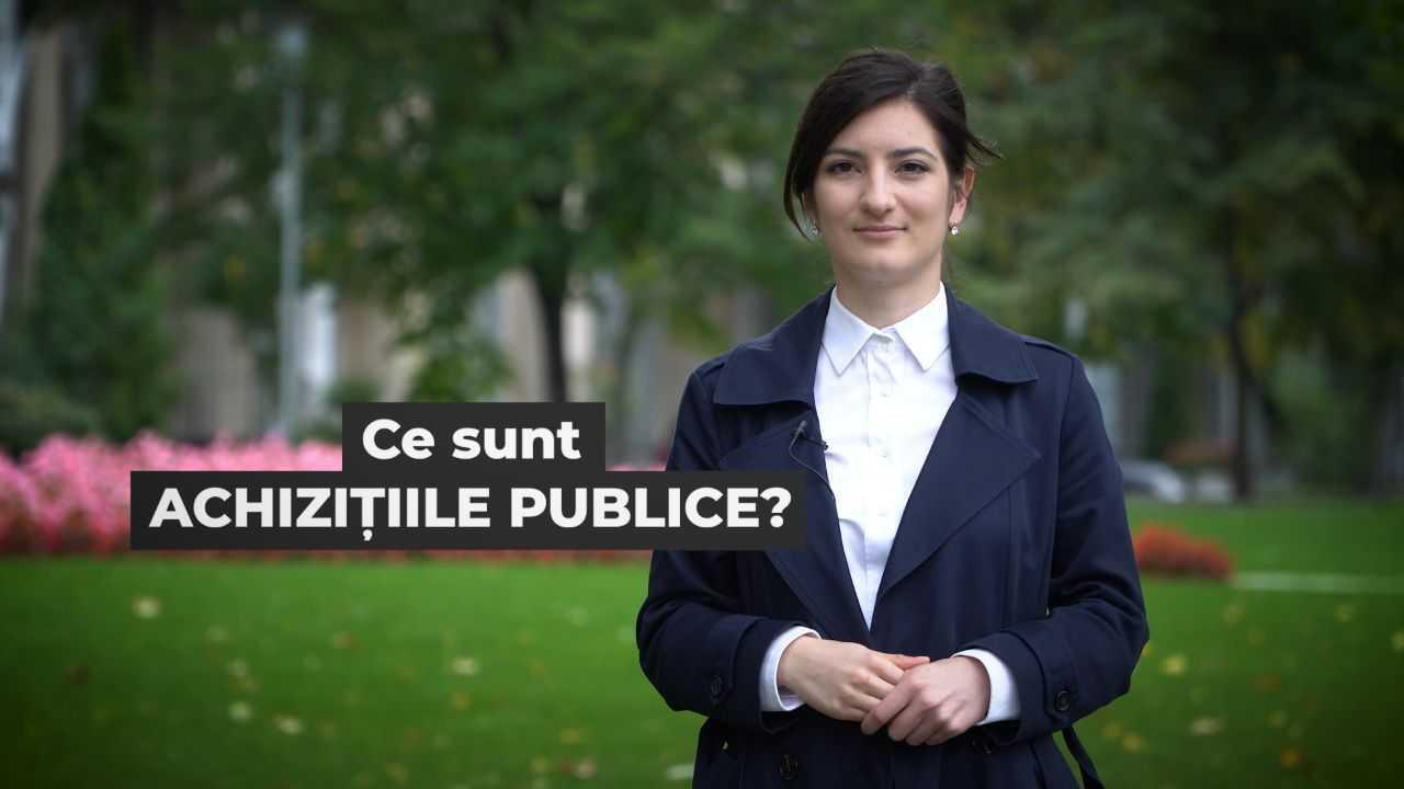 Ce sunt achizițiile publice?